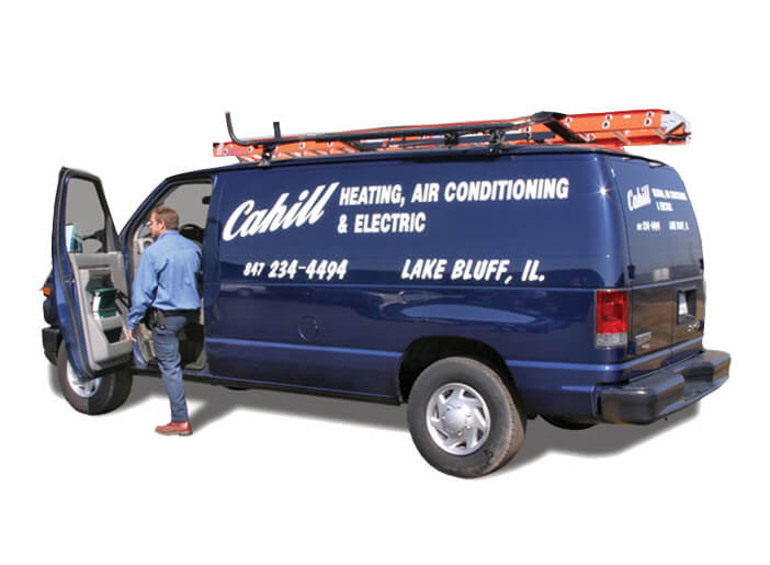 Cahill Heating, Air Conditioning & Electric | About Us