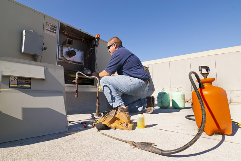 Commercial and Residential HVAC