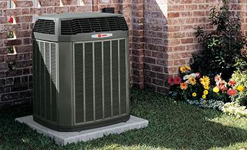 Cahill Heating, Air Conditioning & Electric | Trane HVAC Unit