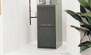 Cahill Heating, Air Conditioning & Electric | Trane Heating Unit